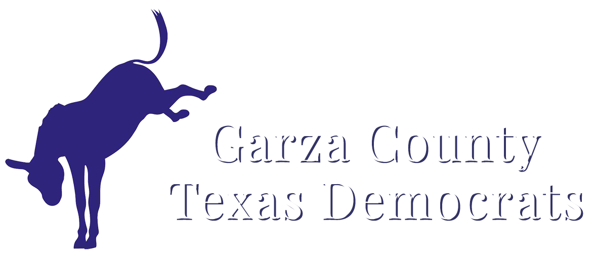 Garza County Texas Democrats